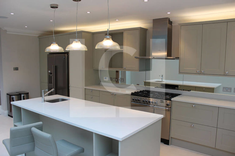 Major Refurbishment and Loft Conversion for W6 property