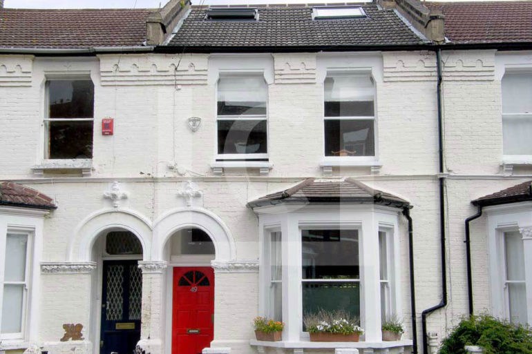 Loft conversion for 3-bed terrace property