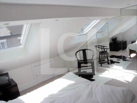 Wandsworth Loft Conversion Master Bedroom