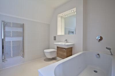 Two Bed Terrace Bathroom Loft Conversion Balham
