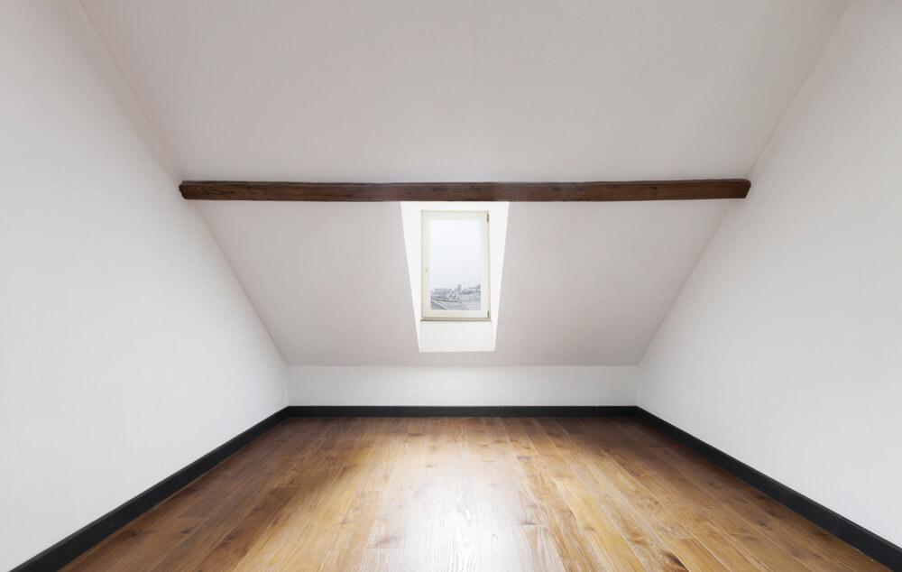 Empty Loft Conversion Palmers Green