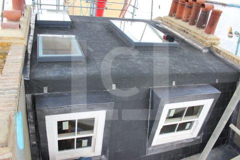 Canonbury loft conversion service Roof