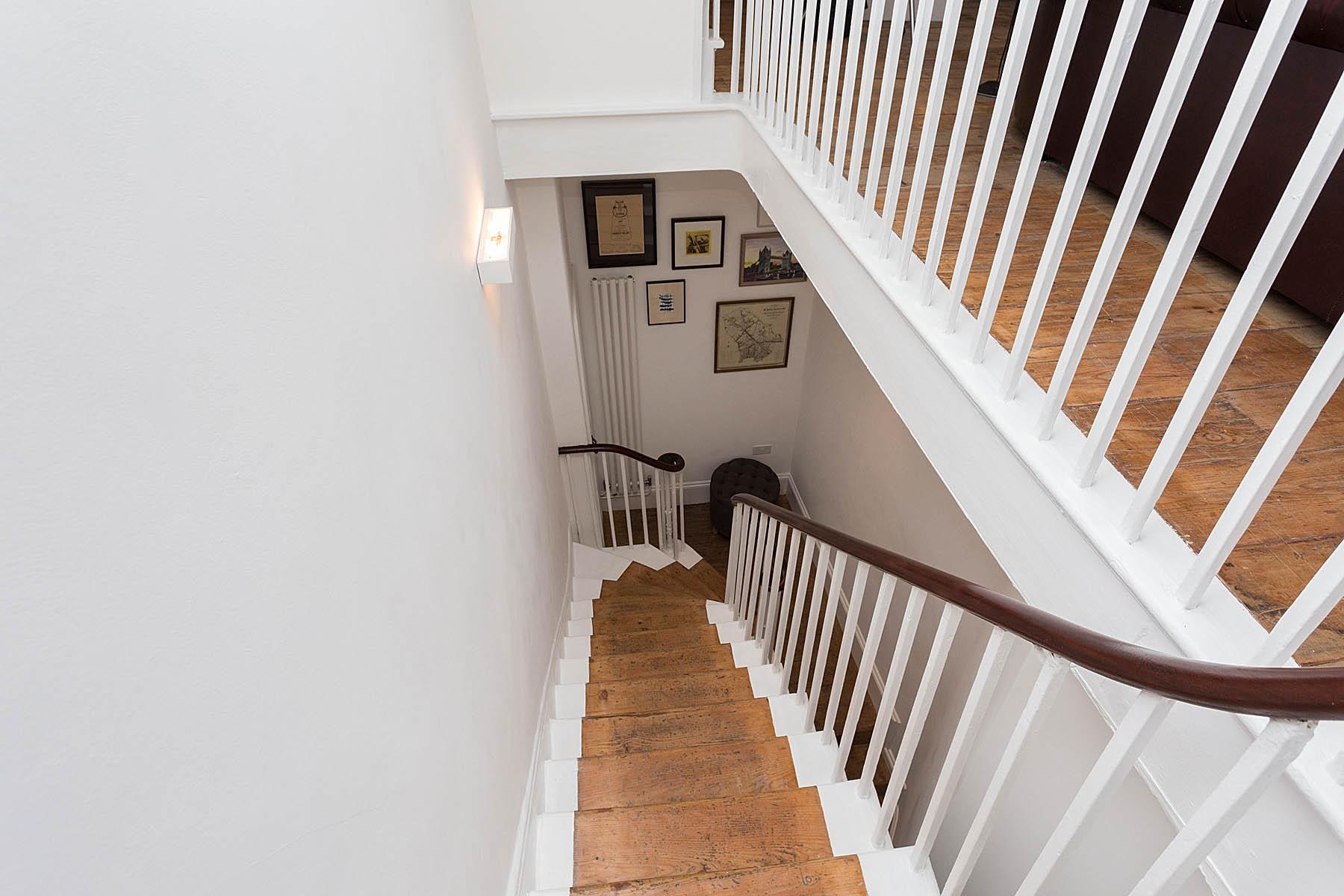 Islington Loft conversion stairwell