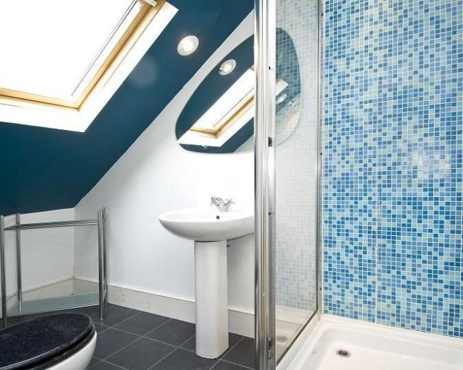 Bathroom in loft conversion CLL