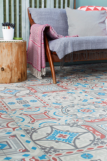 cushioned flooring