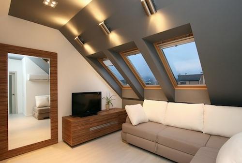 loft conversion companies lighting option 1