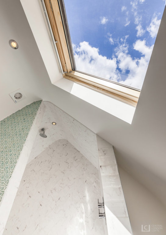 London Lewisham loft conversion Bedroom