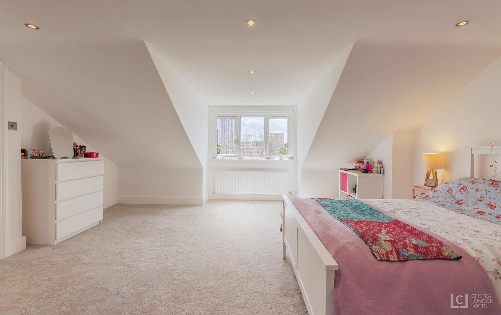 Master bedroom lewisham loft conversion