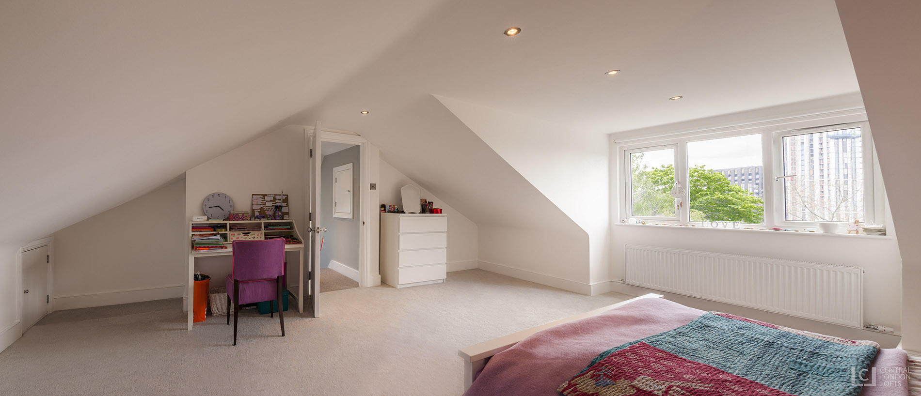 Princes Rise Loft Conversion Lewisham