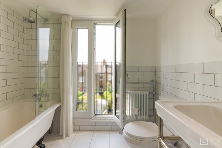 The Double Balcony Turnpike Lane Loft Conversion