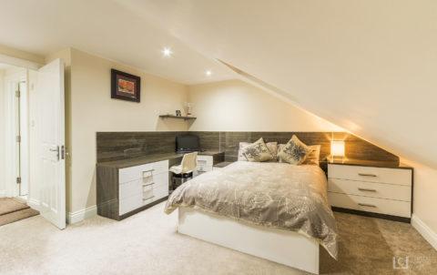 Big double bedroom loft conversion