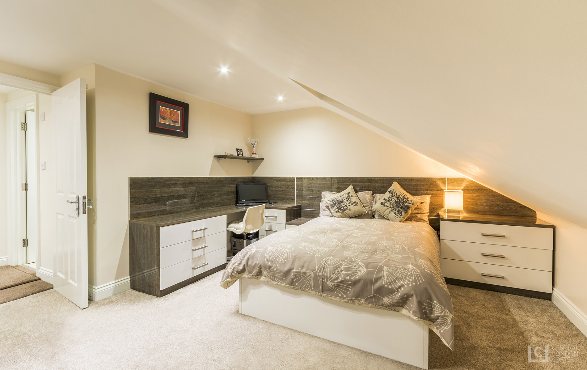 Big double bedroom loft conversion