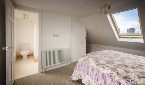 Shoreditch loft conversion padbury court