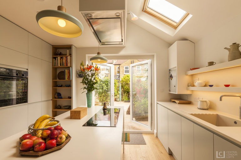 The Country Kitchen Extension