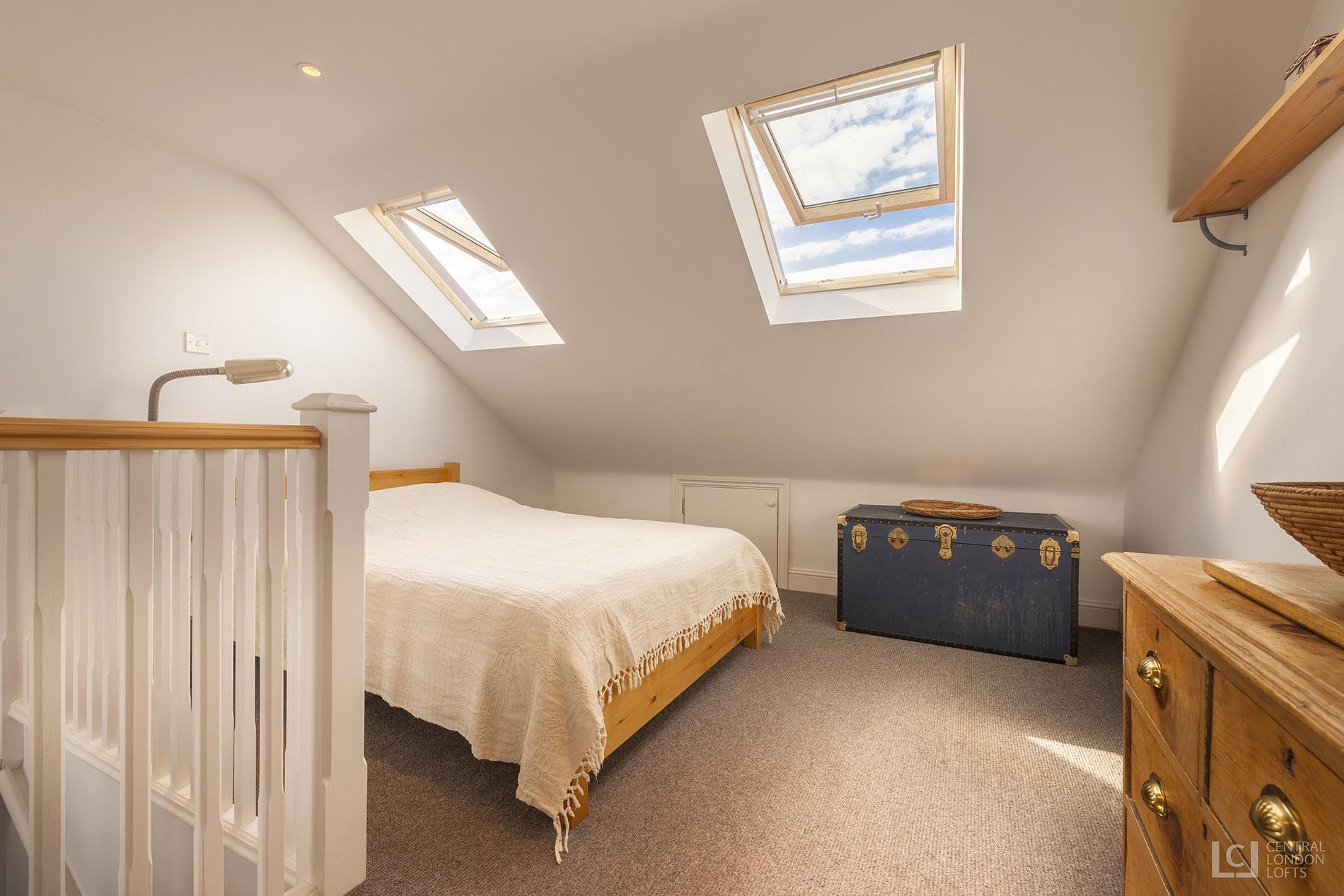 Eaves loft conversion lewisham