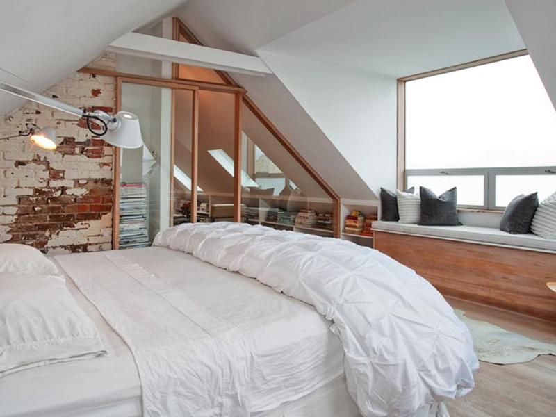 Eaves loft conversion design idea
