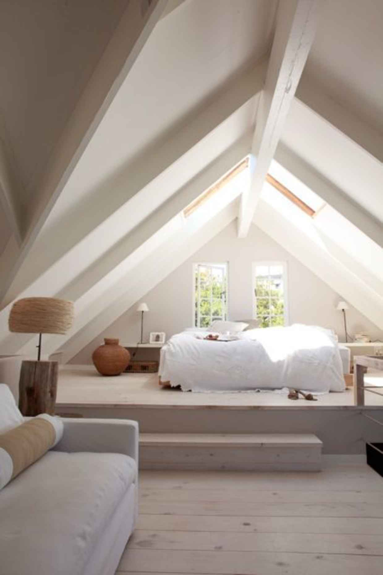 Minimal Eaves Loft Conversion design
