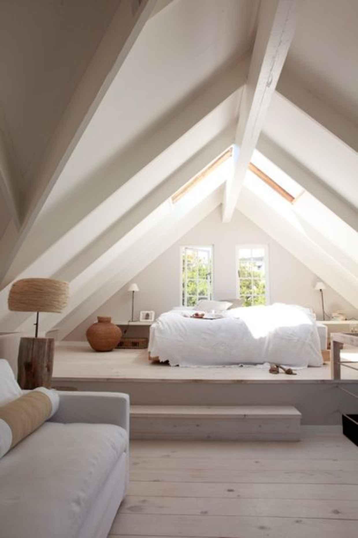 Minimal Eaves Loft Conversion design