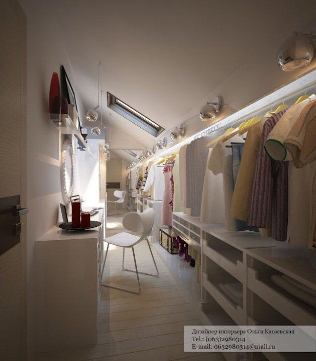 Fashion studio office space in Russian Loft