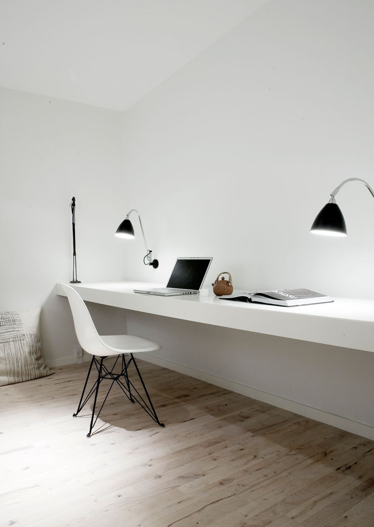Copenhagen loft conversion office attic