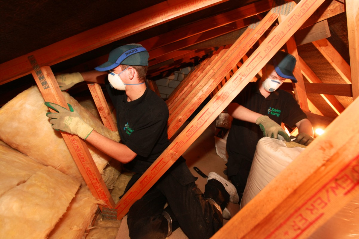 energy efficient loft