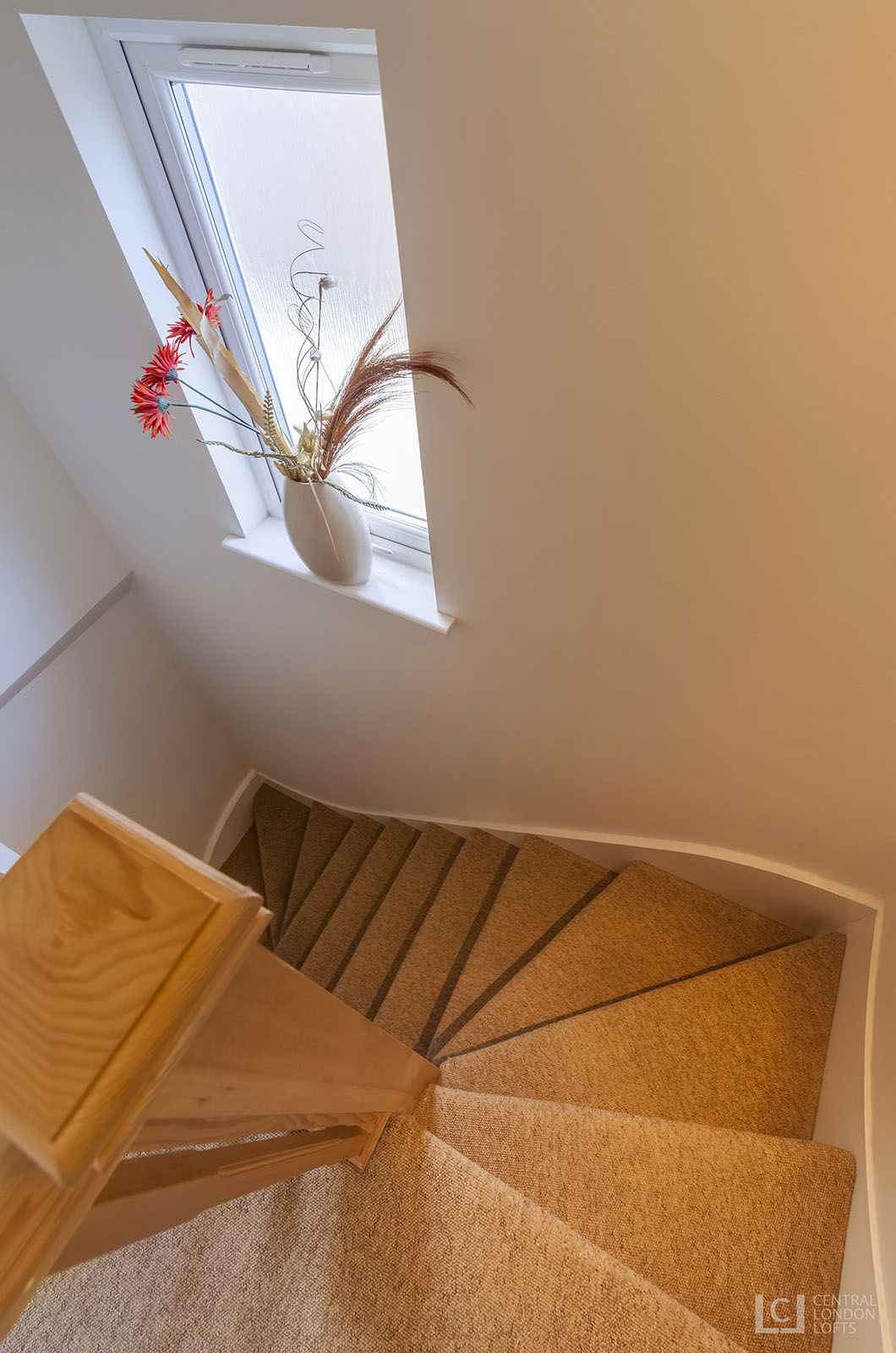 Ruislip Loft Conversion stairs