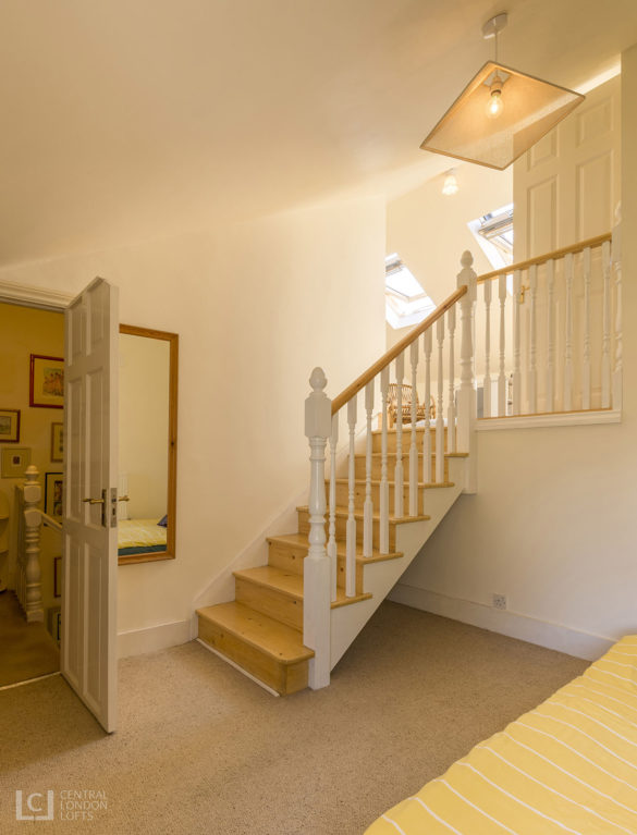 Tooting Bec Loft Conversion CLL