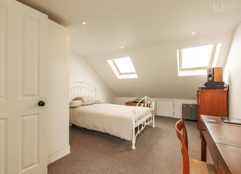 Lewisham loft flat conversion