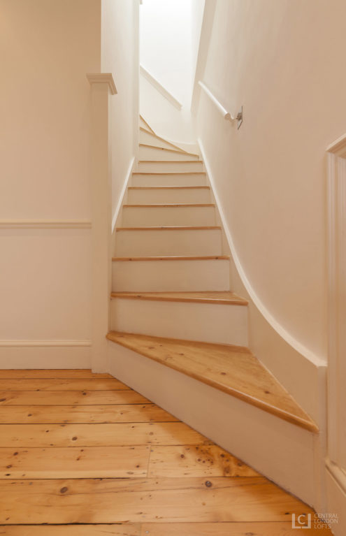 Lewisham loft flat conversion