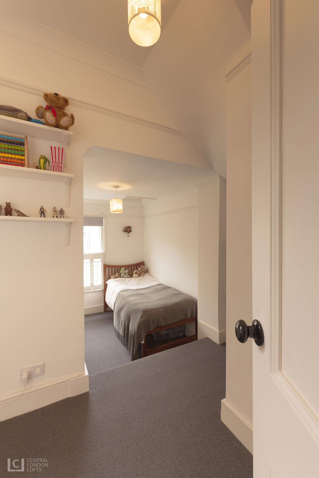 Lewisham Loft Spare Bedroom