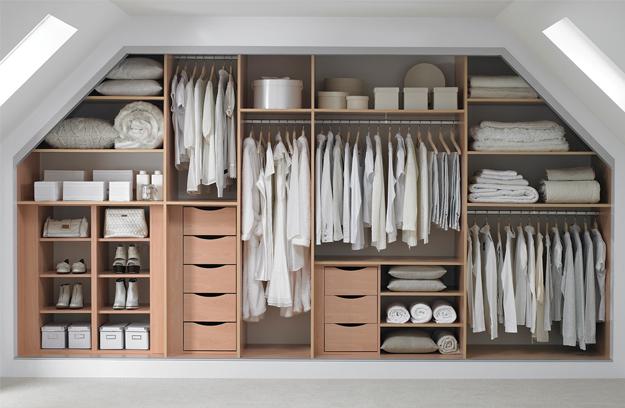 clothing storage unit