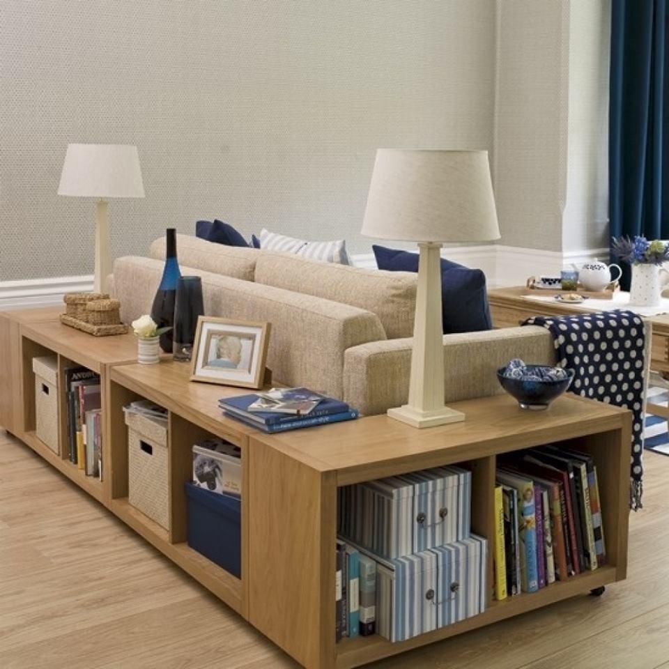 Table unit storage ideas for loft