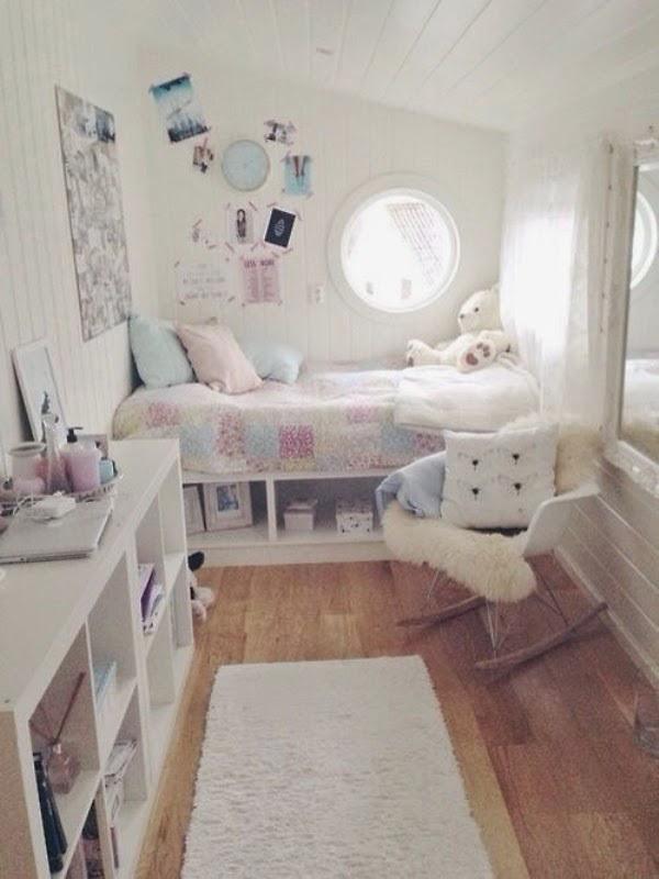 Light girls bedroom ideas