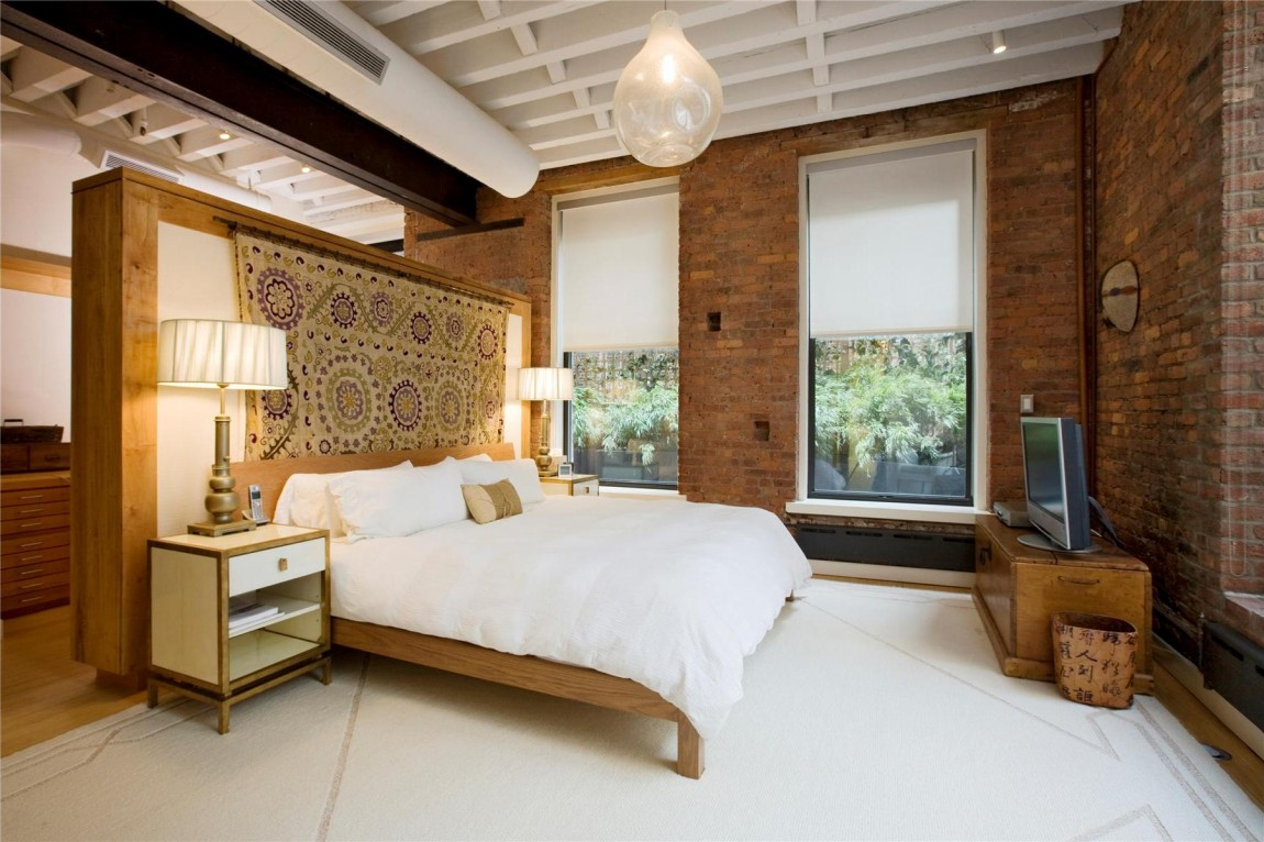 luxury loft bedroom inspiration
