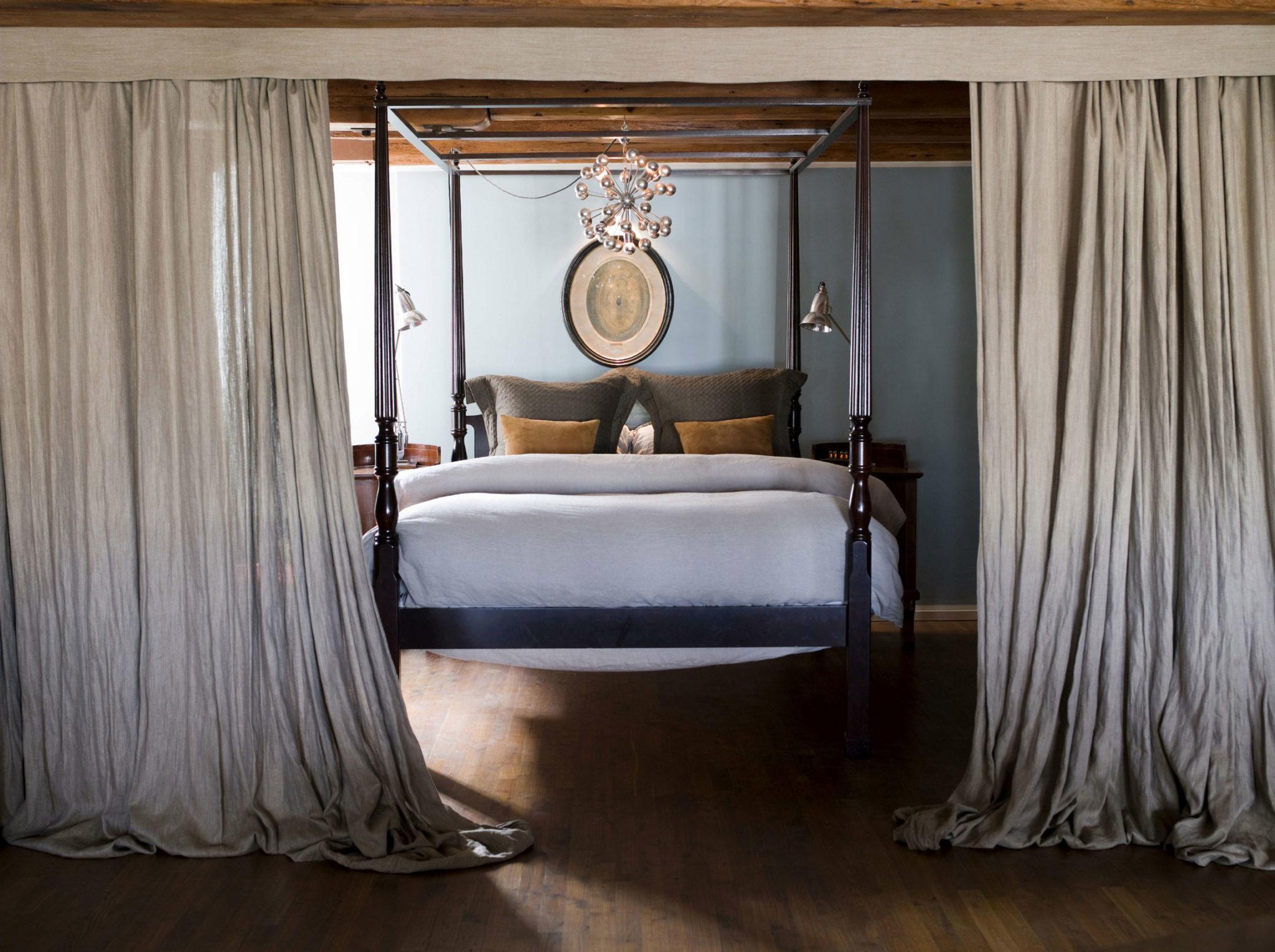 luxury loft bedroom inspiration