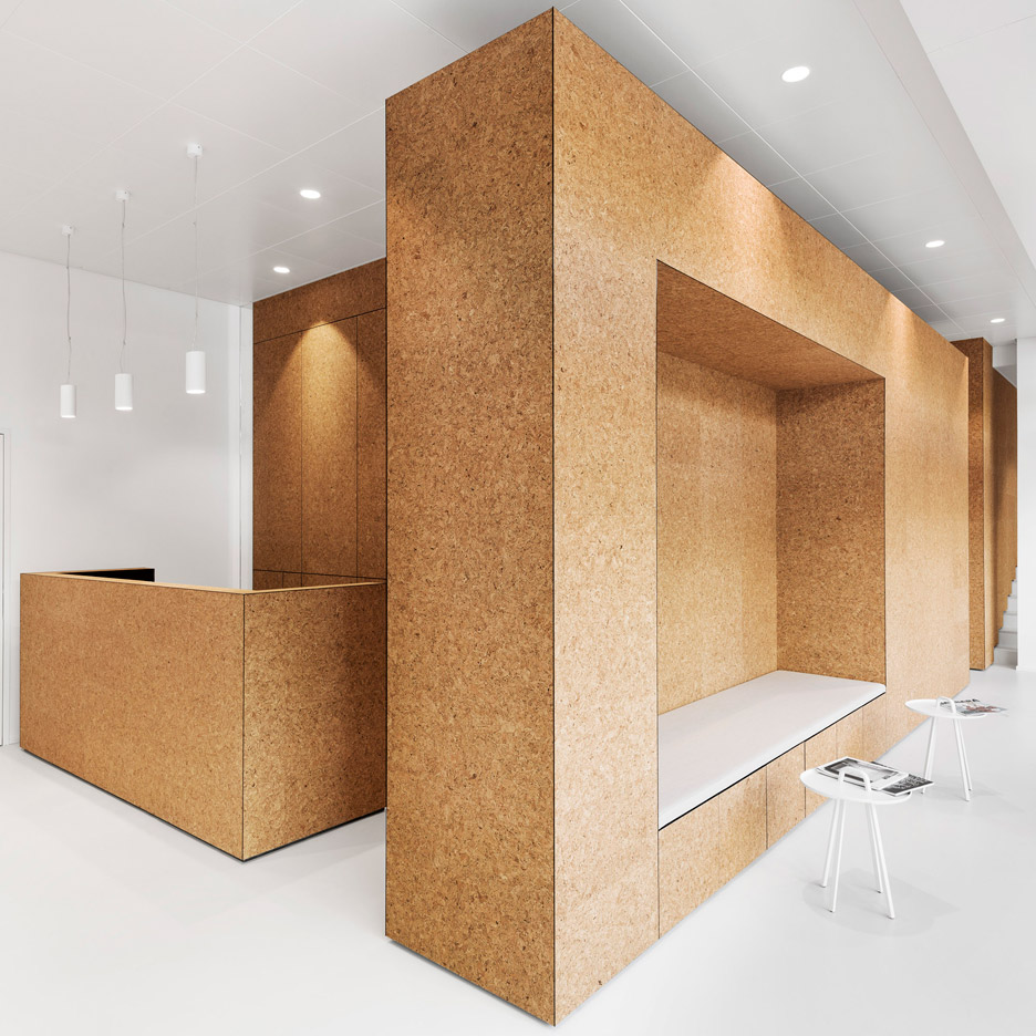 cork workspace design inspiration