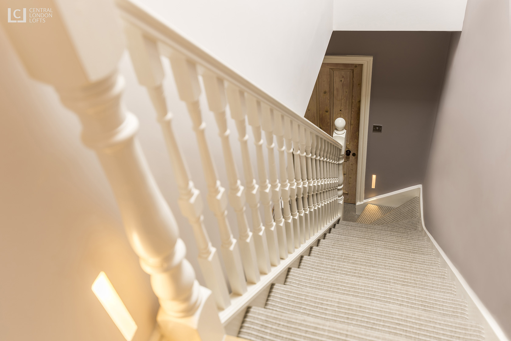 Walthamstow Loft Conversion Stairs