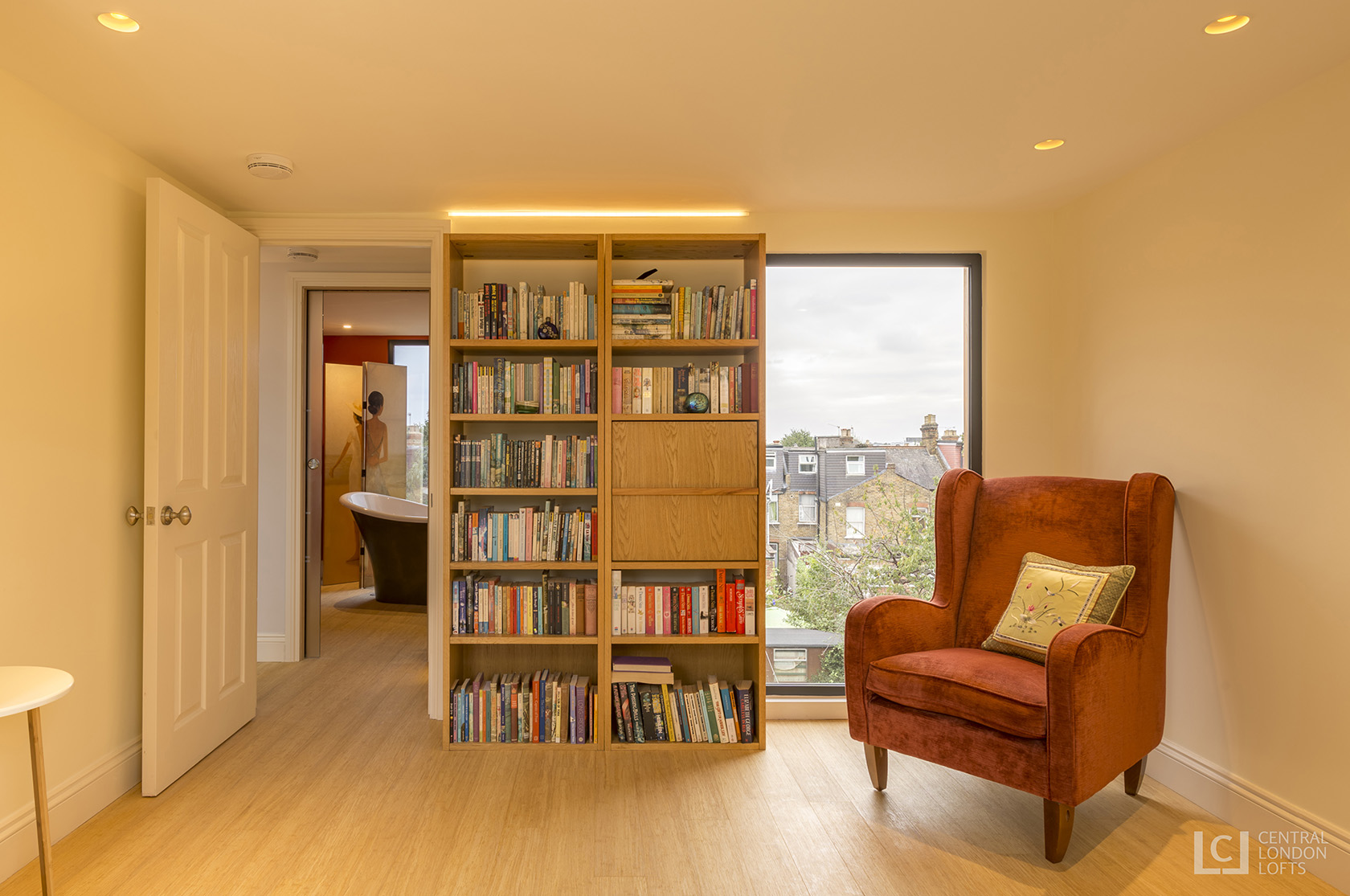 Walthamstow Loft Conversion Windows