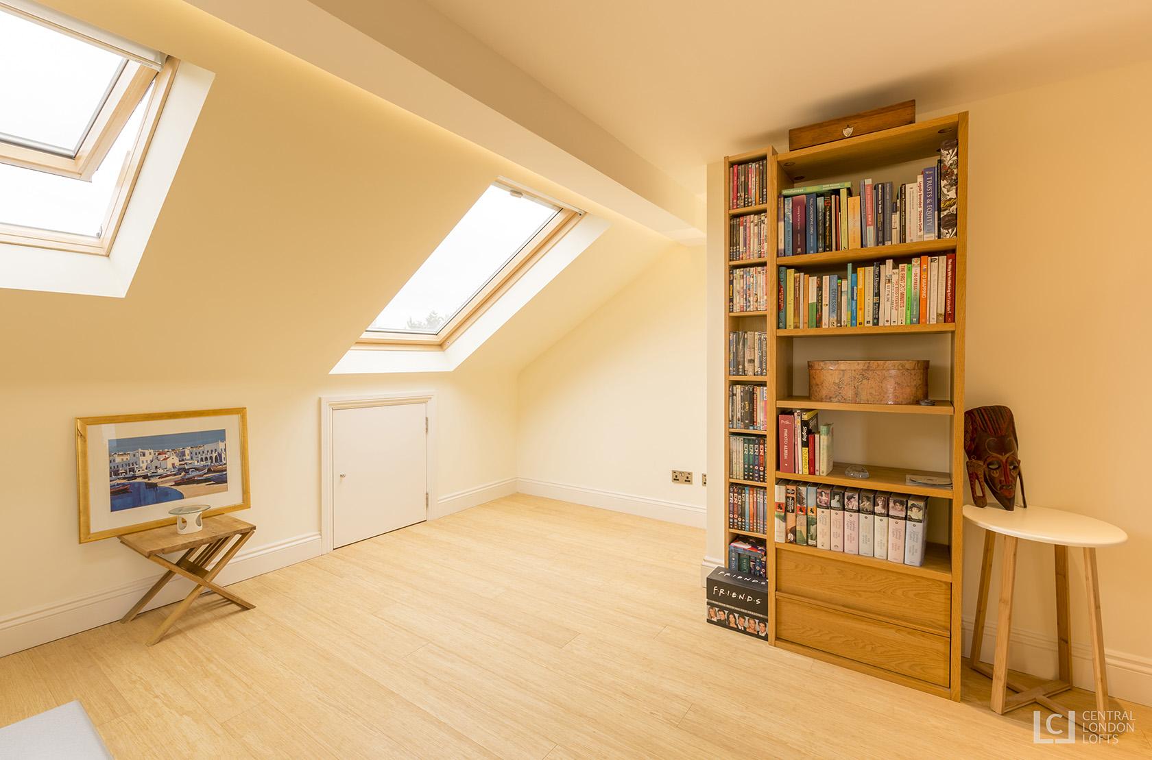 Walthamstow Loft Conversion Installation