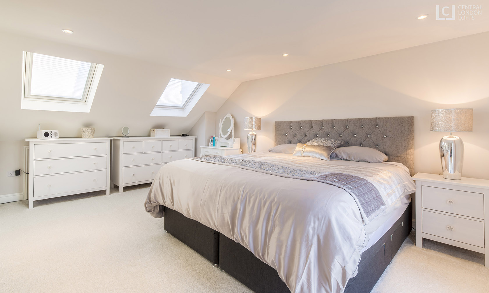 Romford Loft Conversion master ensuite
