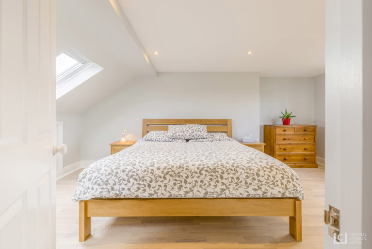 Eltham Loft Conversion Bedroom 3