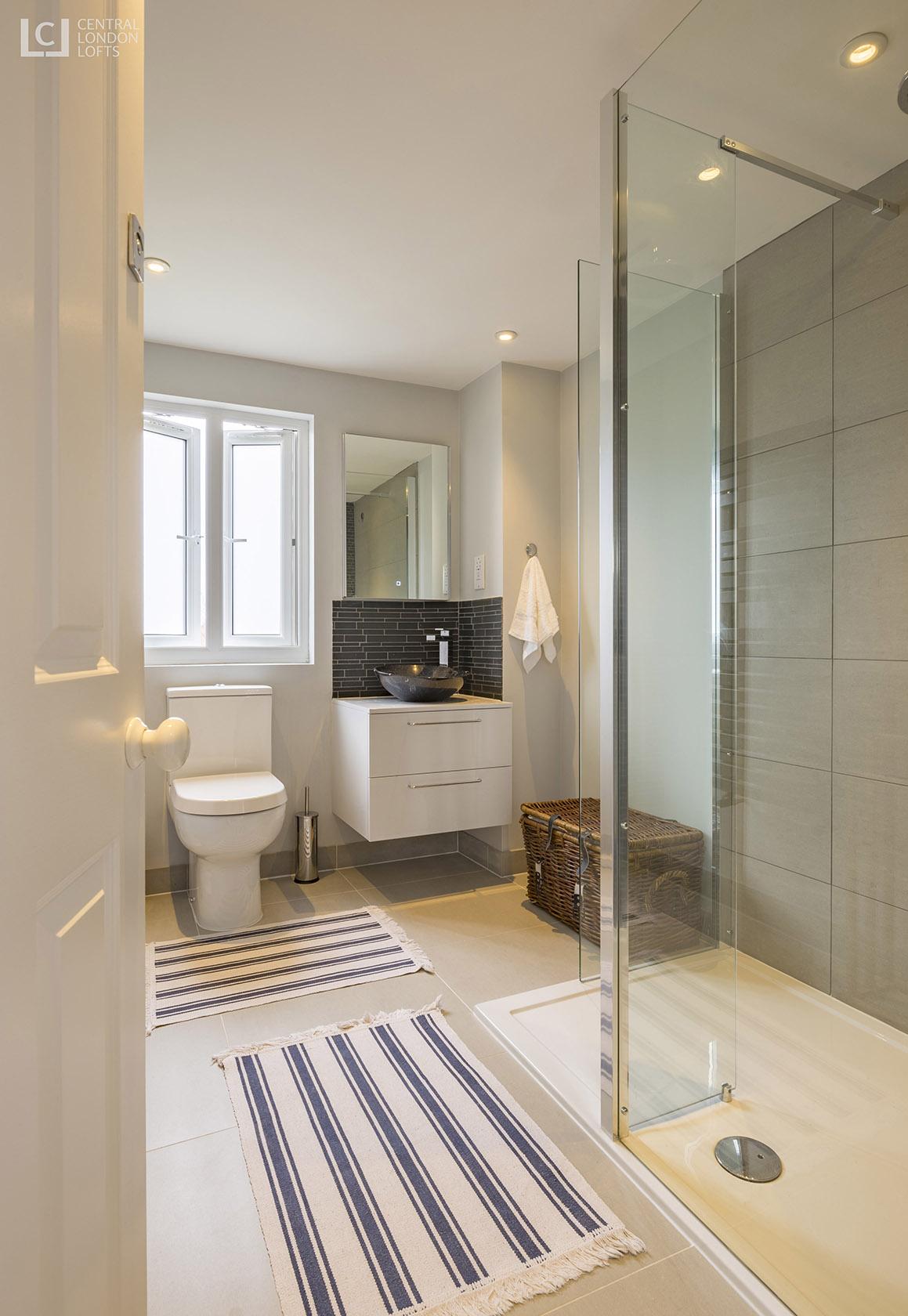 Eltham Loft Conversion Bathroom 1