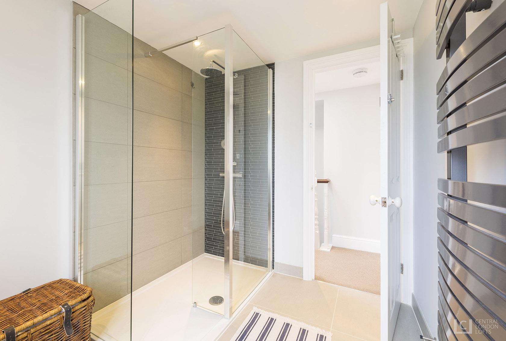 Eltham Loft Conversion Bathroom 2