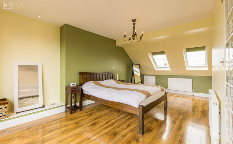 Wimbledon Chase Loft Conversion Bedroom 1