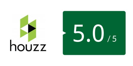 Houzz ratings