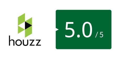 Houzz ratings