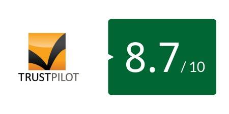 Trust Pilot Ratings