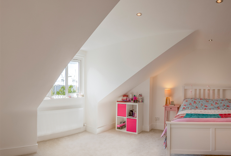 PRINCES RISE LOFT CONVERSION