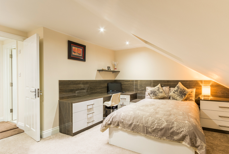 THOROLD ROAD LOFT CONVERSION