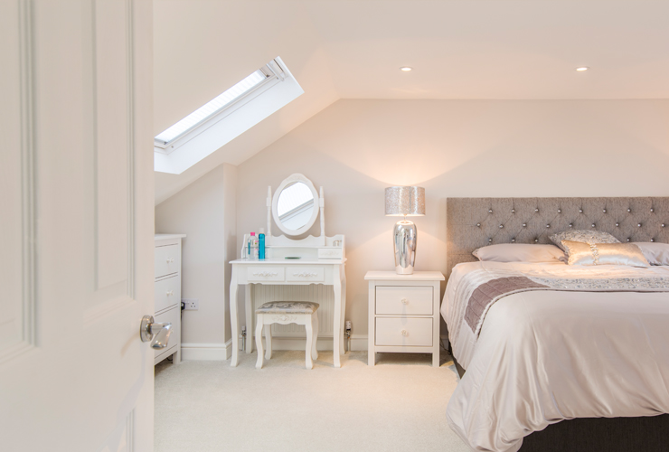 MILDMAY ROAD LOFT CONVERSION